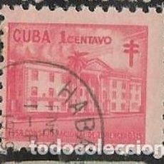Sellos: CUBA BENEFICENCIA YVERT 36. Lote 294058723