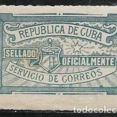 Sellos: CUBA REENVÍOS YVERT 4. Lote 294059038