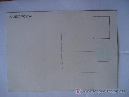 Sellos: Tres postales conmemorativas con su sello del año 1.984 - Foto 2 - 26535163