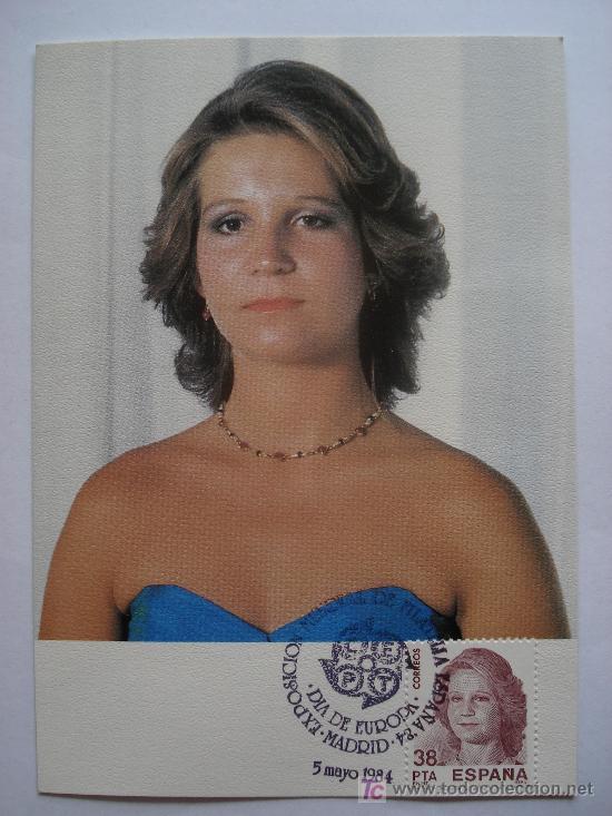 Sellos: Tres postales conmemorativas con su sello del año 1.984 - Foto 4 - 26535163