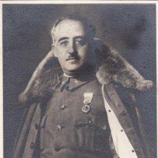 Sellos: IFNI GENERAL FRANCO SELLOS DE ESPAÑA DE 1948 HABILITADOS (EDIFIL 46) EN BONITA Y RARA TARJETA MAXIMA. Lote 23372568
