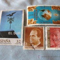 Sellos: SELLOS -ESPAÑA- CONJUNTO VARIOS TEMAS(JUAN CARLOS I AÑO 1998 CINE AÑO 1997,CONCILIO ECUMÉNICO USADO. Lote 20688324