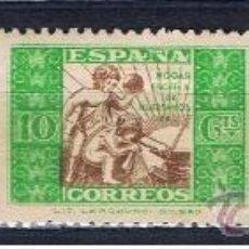 Sellos: HUERFANOS DE CORREOS 1937 EDIFIL 9-11 NUEVOS*/** VALOR 2012 CATALOGO 14.-- EUROS SERIE COMPLETA. Lote 33107685