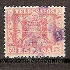 Sellos: ESCUDO TELEGRAFOS 1940/48 USADO . Lote 37093290