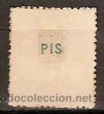 Sellos: SELLO DE ESPAÑA TELEGRAFOS EDIFIL 207T AÑO 1879 - Foto 2 - 37106221