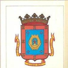 Sellos: TARJETA POSTAL MAXIMA ESCUDO DE CIUDAD REAL PRIMER DIA DE CIRCULACION 1963. Lote 38170456