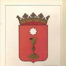 Sellos: TARJETA POSTAL MAXIMA ESCUDO DE CUENCA PRIMER DIA DE CIRCULACION 1963. Lote 38170490