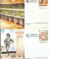 Sellos: MÁLAGA Y CIUDAD REAL 1986/87. Lote 39741078