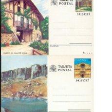 Sellos: ÁLAVA Y SORIA .- 1989. Lote 39741239