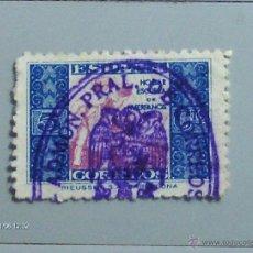 Sellos: HOGAR ESCUELA DE HUERFANOS DE CORREOS 1937 EDIFIL 9. Lote 39855506