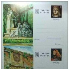 Sellos: ENTERO POSTAL 1978 IBIZA Y SEVILLA EDIFIL N º 117 / 118 NUEVAS. Lote 66062718