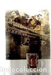 Sellos: MAXIMAS ESPAÑA EXPORTA COMPLETA 5 TARJETAS AÑO 1980 PRIMER DIA MADRID LAS DE LAS FOTOS - Foto 3 - 66112006
