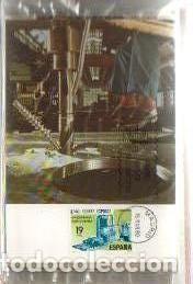 Sellos: MAXIMAS ESPAÑA EXPORTA COMPLETA 5 TARJETAS AÑO 1980 PRIMER DIA MADRID LAS DE LAS FOTOS - Foto 4 - 66112006