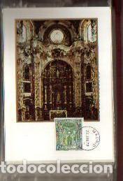 Sellos: MAXIMAS- PAISAJES Y MONUMENTOS COMPLETA 4 VALORES AÑO 1979 PRIMER DIA MADRID -VER LAS FOTOS - Foto 3 - 66115082