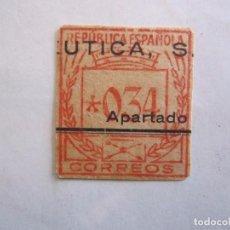 Sellos: FRANQUEO MECANICO REPUBLICA ESPAÑOLA 034. Lote 75152223