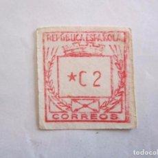 Sellos: FRANQUEO MECANICO REPUBLICA ESPAÑOLA C2. Lote 75152427