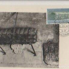 Sellos: MAXICARD DE ESPAÑA -EDIFIL NUMERO-1446. Lote 83659348