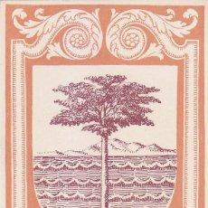 Sellos: GUINEA ESPAÑOLA ESCUDO DE SANTA ISABEL DIA DEL SELLO 1956 (EDIFIL 363) EN RARA TARJETA MAXIMA. MPM.. Lote 3286154