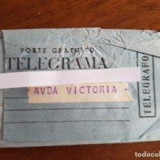 Sellos: TELEGRAMA AÑO 1963. Lote 93752920