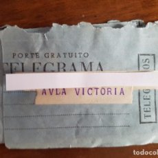 Sellos: TELEGRAMA AÑO 1963. Lote 93752995