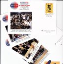 Sellos: 5 SOBRES ENTERO POSTALES -EXPO-FIL CENTENARI DEL F.C. BARCELONA - 1999 NUM.52 -LOS CINCO MODELOS--. Lote 107427683