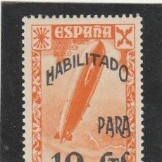 Sellos: ESPAÑA 1940 - EDIFIL NRO. 51 BENEFICENCIA - NUEVO. Lote 120001319