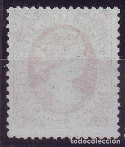 Sellos: AÑO 1869. TELEGRAFOS 28 *MH. ISABEL II. . .VC 80 EUROS - Foto 2 - 120463083