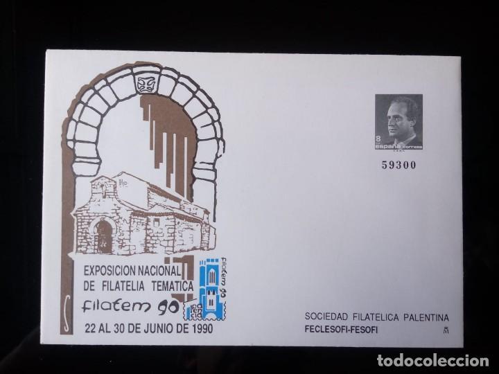 SOBRE ENTERO POSTAL EDIFIL 16 * AÑO 1990 (Sellos - España - Dependencias Postales - Entero Postales)