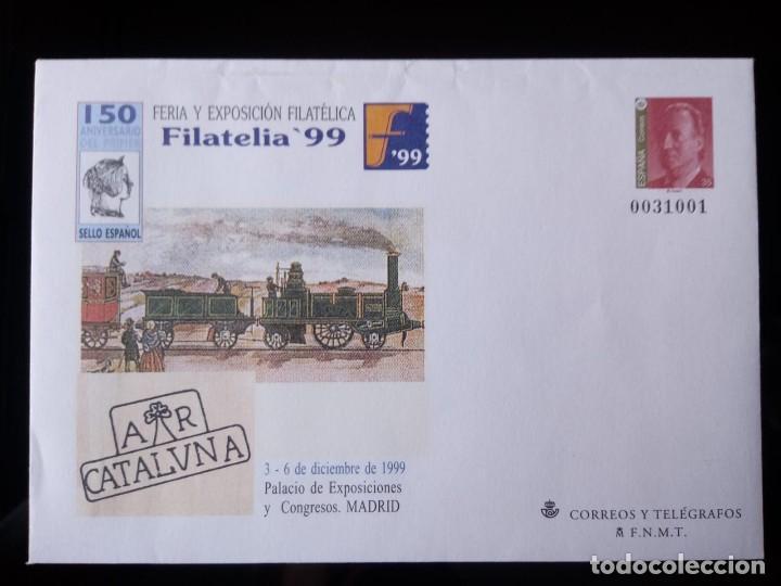 SOBRE ENTERO POSTAL EDIFIL 57 * AÑO 1999 (Sellos - España - Dependencias Postales - Entero Postales)