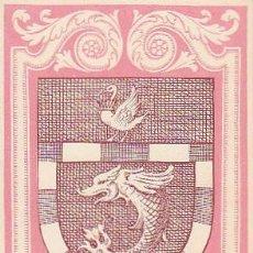 Sellos: SAHARA EDIFIL 130, ESCUDO DE VILLA CISNEROS, TARJETA MÁXIMA VILLA CISNEROS 30-4-1958 RARISIMA. Lote 126986283