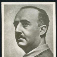 Sellos: TARJETA MÁXIMA, PAISAJES Y GENERAL FRANCO, EDIFIL: 279, FERNANDO POO, 1953. Lote 127436687