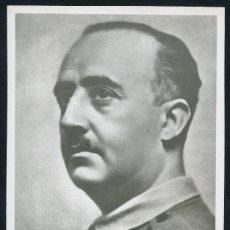 Sellos: TARJETA MÁXIMA, PAISAJES Y GENERAL FRANCO, EDIFIL: 277, FERNANDO POO, 1953. Lote 127437043