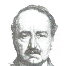 Sellos: TARJETA MÁXIMA REALIZADA CON SELLO PERSONALIZADO DE VICENTE BLASCO IBAÑEZ. Lote 133674146
