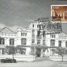Sellos: TARJETA MÁXIMA DEL CASINO DE HUESCA. Lote 133677990