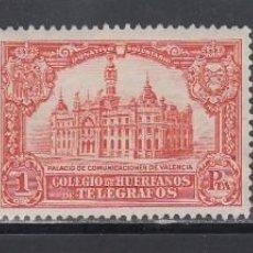Sellos: BENEFICENCIA, 1937 EDIFIL Nº 2, 5, 8, **/*. Lote 134623682