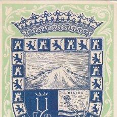 Sellos: GUINEA ESPAÑOLA AYUDA A VALENCIA 1958 ESCUDOS (EDIFIL 373) EN BONITA Y RARA TARJETA MAXIMA MODELO 2.. Lote 135115006