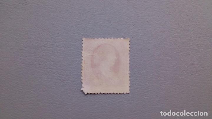 Sellos: ESPAÑA - 1869 - ISABEL II - TELEGRAFOS - EDIFIL 27 - MNH** - NUEVO - VALOR CATALOGO +150€. - Foto 2 - 141142786