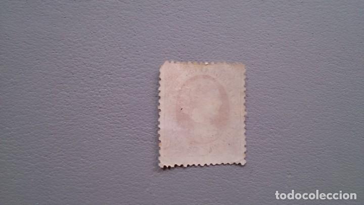 Sellos: ESPAÑA - 1869 - ISABEL II - TELEGRAFOS - EDIFIL 27 T -MNH** - NUEVO - VALOR CATALOGO +150€. - Foto 2 - 159560530