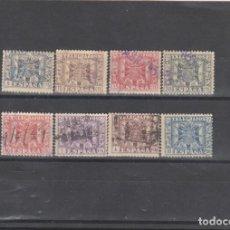 Sellos: ESPAÑA 1949 - EDIFIL NRO. 85-92 TELEGRAFOS -USADOS. Lote 169573436