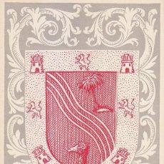 Sellos: SAHARA ESCUDO DE EL AAIUN AYUDA A VALENCIA 1958 (EDIFIL 148) EN BONITA Y RARA TARJETA MAXIMA.. Lote 171530773