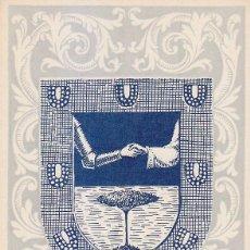 Sellos: IFNI ESCUDO DE IFNI AYUDA A VALENCIA 1958 (EDIFIL 143) EN BONITA Y RARA TARJETA MAXIMA.. Lote 171531232
