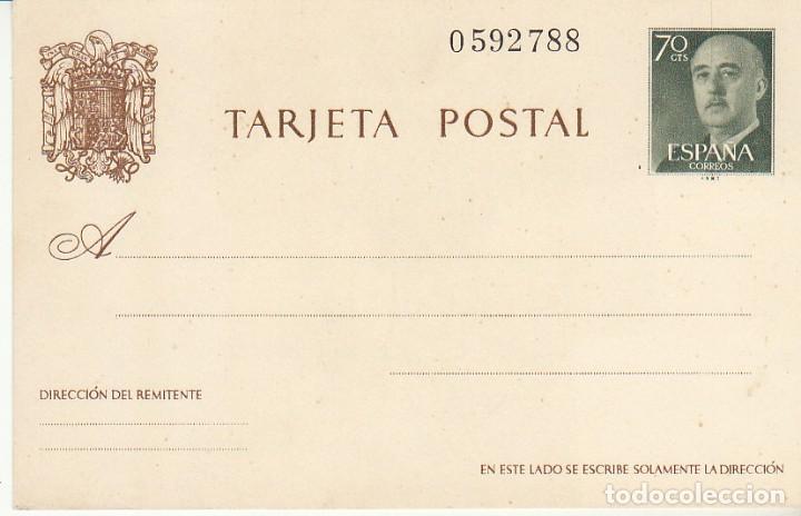 EP. XX 90. ESTADO ESPAÑOL. GENERAL FRANCO. 1962 (Sellos - España - Dependencias Postales - Entero Postales)