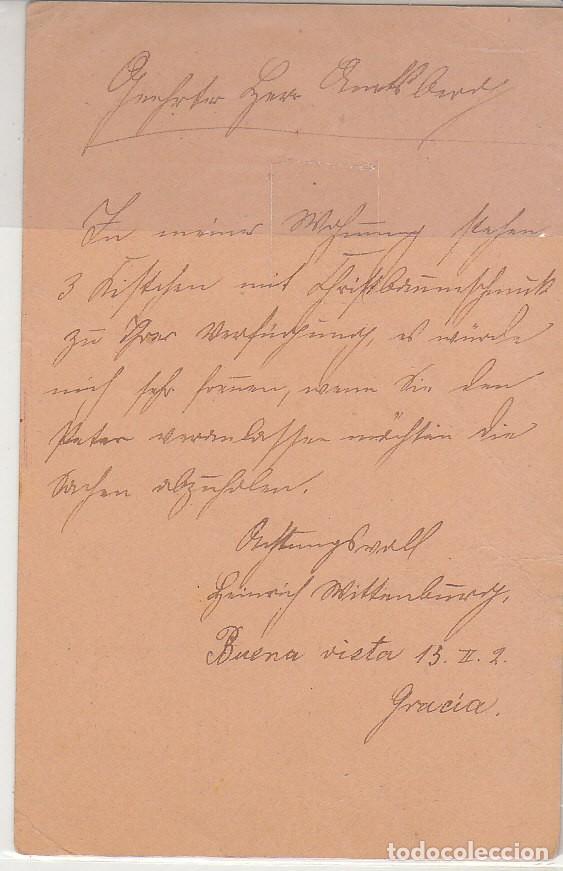 Sellos: E.P.: 0 31 Ab. ALFONSO XIII. - Foto 2 - 191469192