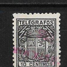 Sellos: ESPAÑA - 1932 TELEGRAFOS - 15/25. Lote 191929978