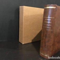 Selos: APUNTES LITERARIOS FILATELICOS ILUSTRADOS FLASH AÑO 1978 COMPLETO EN ALBUM PIEL. Lote 195777528