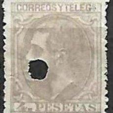 Timbres: EDIFIL 208T TELEGRAFOS. Lote 195952401