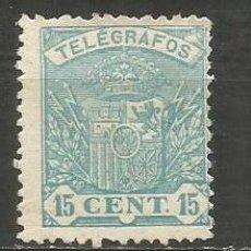 Timbres: ESPAÑA TELEGRAFOS EDIFIL NUM. 57 NUEVO SIN GOMA. Lote 196520726