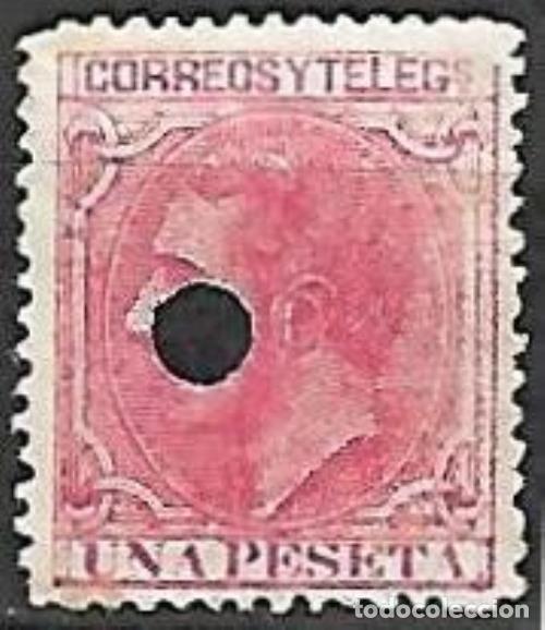 EDIFIL 207T TELEGRAFOS (Sellos - España - Dependencias Postales - Telégrafos)