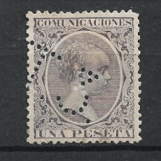 Sellos: ESPAÑA 1889 EDIFIL 226 T3 - 19/15. Lote 215666418