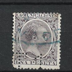 Sellos: ESPAÑA 1889 EDIFIL 226 T1 - 19/15. Lote 215666435